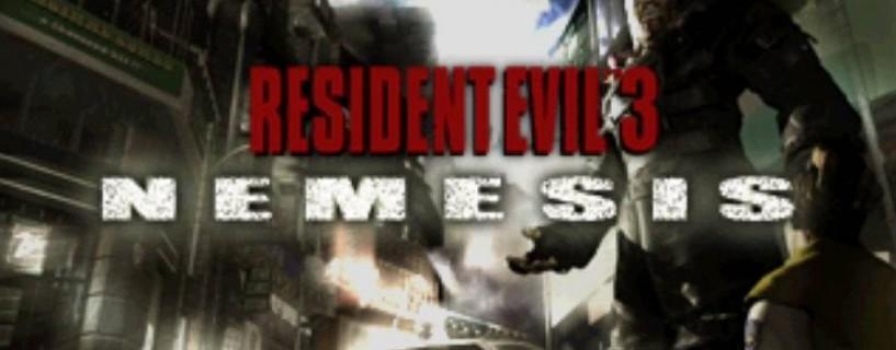 Resident Evil 3 Nemesis İnceleme